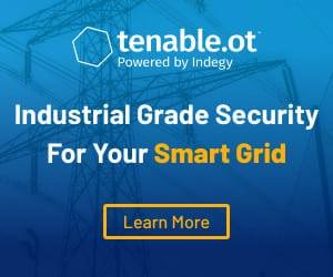 Tenable - Reduce The Cybersecurity Risk to Your Smart Grids at Electricity Forum