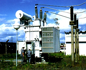 electrical transformer maintenance