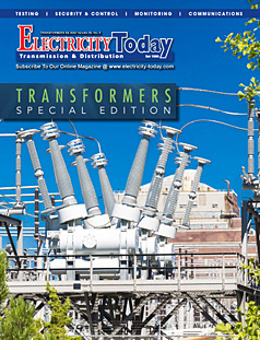 Electricity Today T&D Magazine