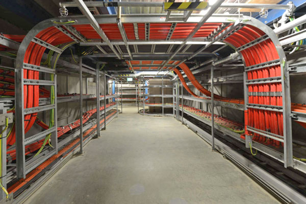Guidelines for the Installation of Cable In Cable Trays