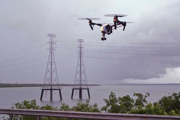 Construction Drones