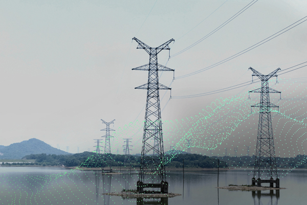 Physical grid infrastructure