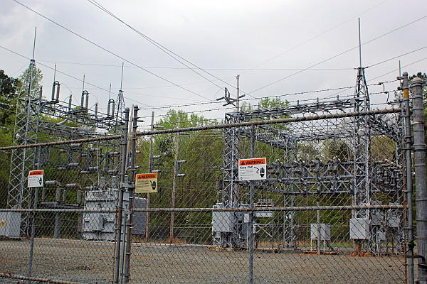Substation Accessibility