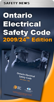 Electrical Safety Code Ontario
