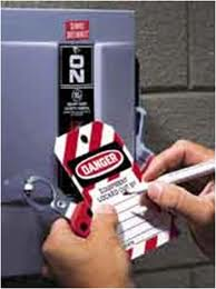 Lockout Tagout Programs