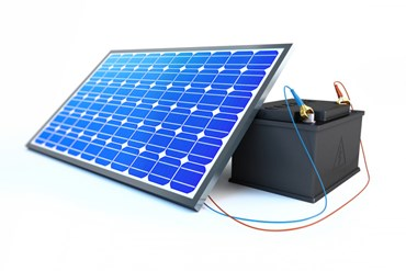 Solar Power Batteries