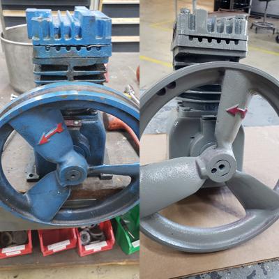 Circuit Breaker Compressor Remanufacturing at Electricity Forum