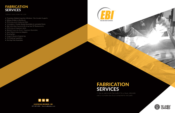 Fabrication at Electricity Forum