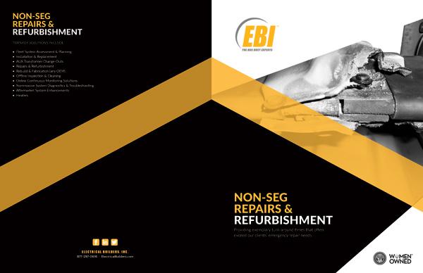 Non-Segregated Repairs & Refurbishment at Electricity Forum