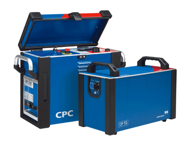 CPC 80 + CP TD12/15 at Electricity Forum