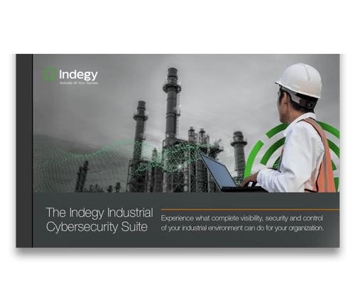 Everything you needed to know about the Indegy Industrial Cybersecurity Suite at Electricity Forum