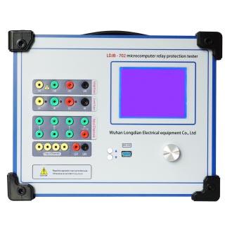 LDJB-702 microcomputer relay protection tester