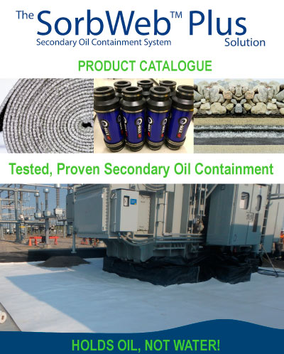 Albarrie's Oil Containment Products - SorbWeb(TM) Plus