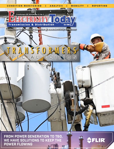 Electricity Today T&D Magazine - TRANSFORMERS Special Issue. 2020.