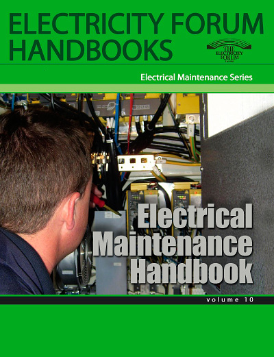 Electrical Maintenance Handbook, Vol. 10