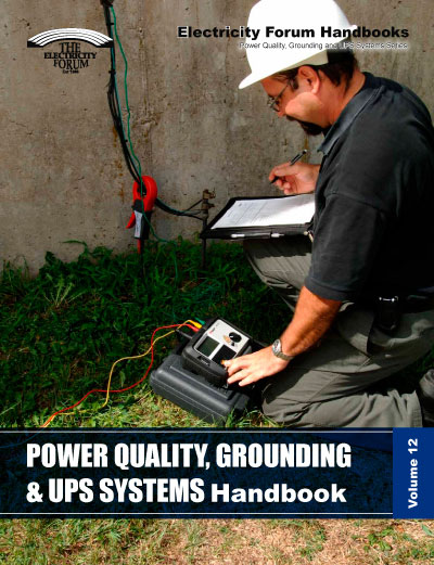 Power Quality, Grounding And UPS Systems Handbook Vol. 12