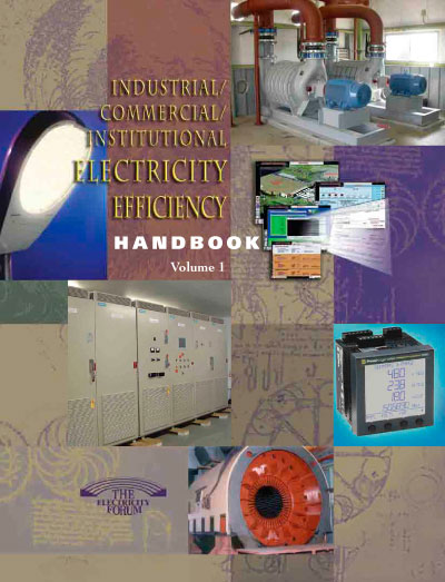 Industrial Electricity Efficiency Handbook Vol.1