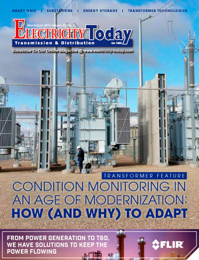 Electricity Today T&D Magazine - March-April 2019 Issue