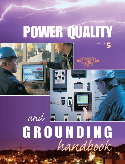 Power Quality And Grounding Handbook Vol.5