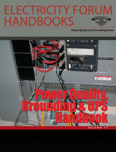 Power Quality, Protection & UPS Handbook, Vol. 11