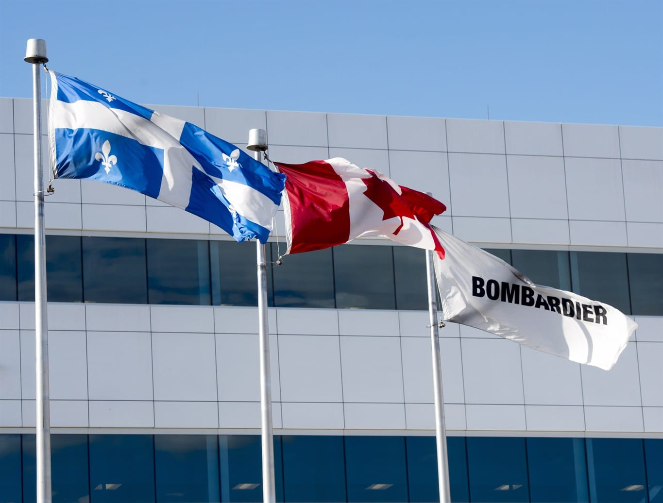 A national wind energy conference heard that Bombardier's trade battle with the U.S. is a warning sign.