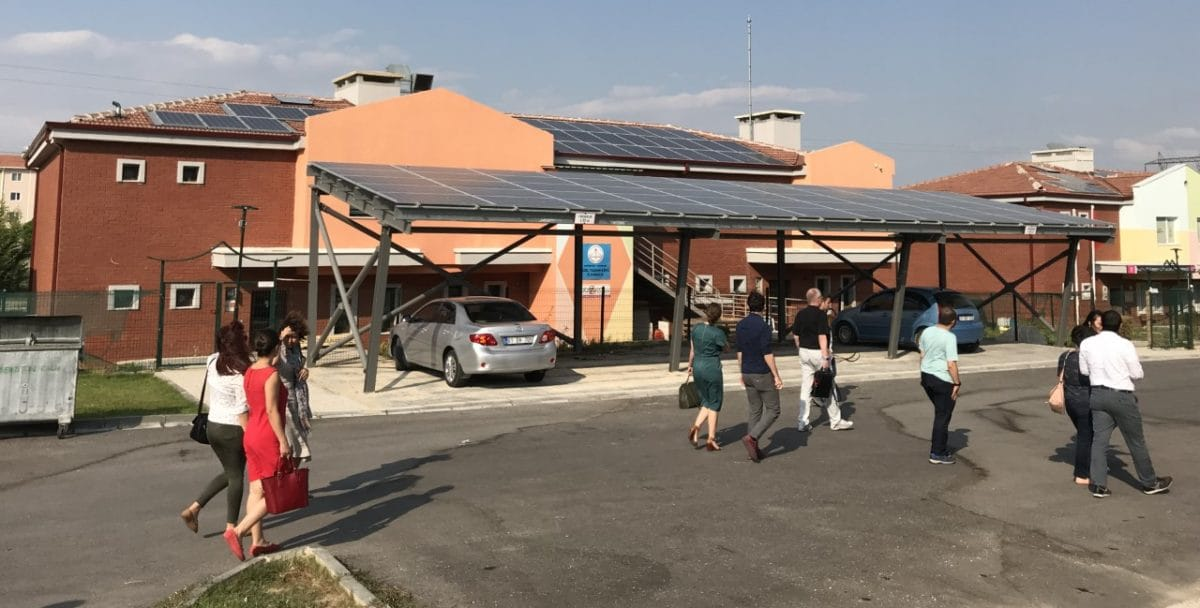 Commercial and household solar have supported Turkish PV with net metering a popular option.