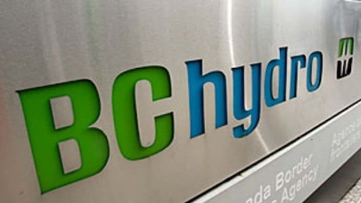 Freezing hydro rates was a key election promise for the B.C. NDP