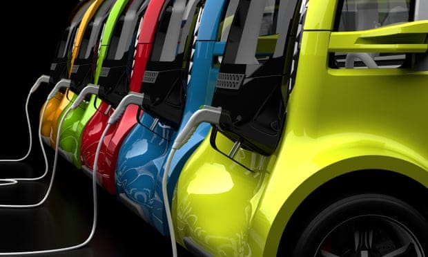 'Electric vehicles don't solve congestion, or the extreme lack of physical activity that contributes to our poor health.'