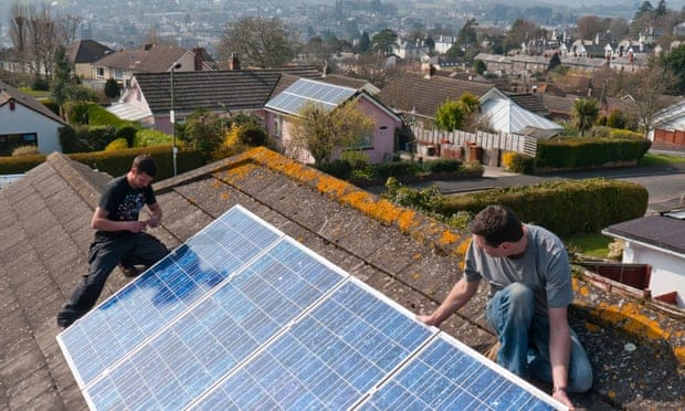 During one peak period, solar supplied a quarter of the UK's electricity.