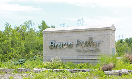 The refurbishment will extend the life of Bruce Power's reactors to 2064