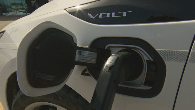 NB TransCanada section gets 10 EV charging stations