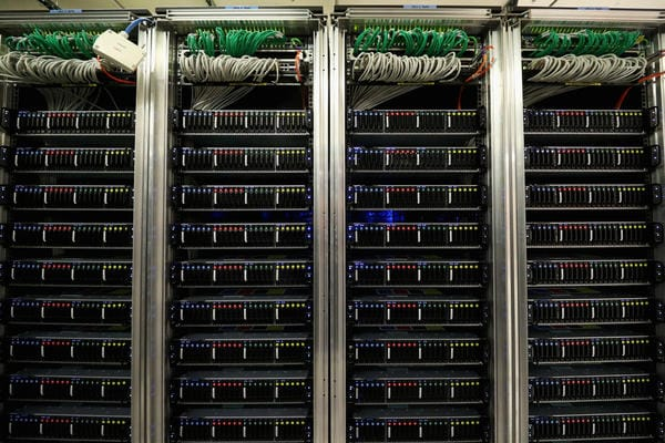 What are the hidden carbon costs of the internet?