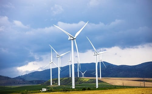Department of Energy announced that in order to advance wind energy in the U.S., 13 projects had been selected to receive $28 million.