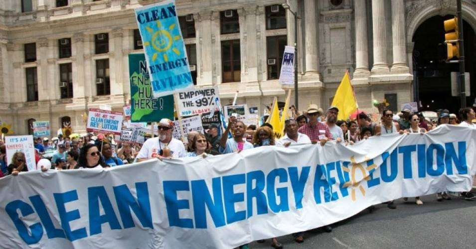 The new effort will focus on utilities' monopolies and reliance on fossil fuels