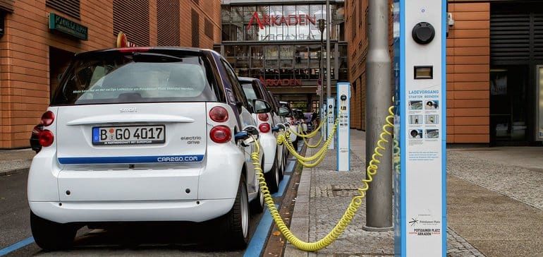 EVs have significant potential to help relieve the industry's pessimistic outlook.