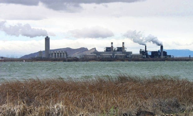 The Four Corners Power Plant is one of 13 coal plants to have announced closure plans.