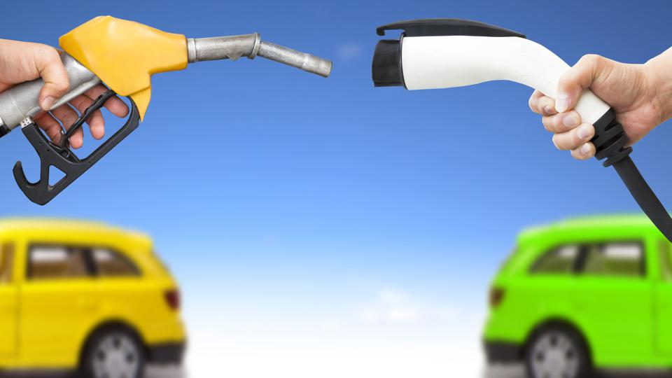 A just-released study found that the average EV is cleaner to run than the average new gasoline