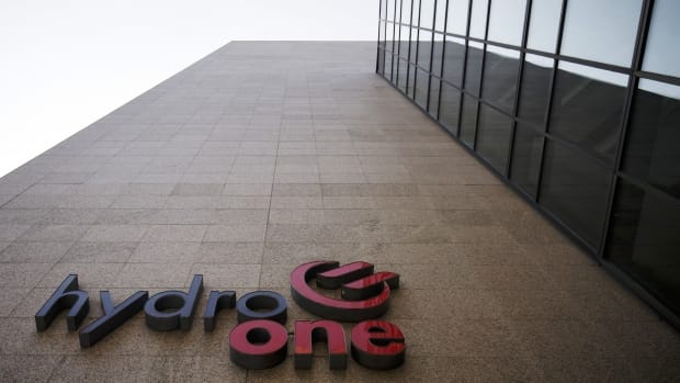 Hydro One Ltd.'s second-quarter profit fell by nearly 23 per cent from last year