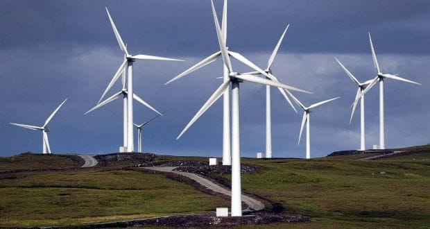 Ireland produced its largest amount of renewable electricity ever last year, on the back of the introduction of an additional 400 megawatts of power from wind turbines.