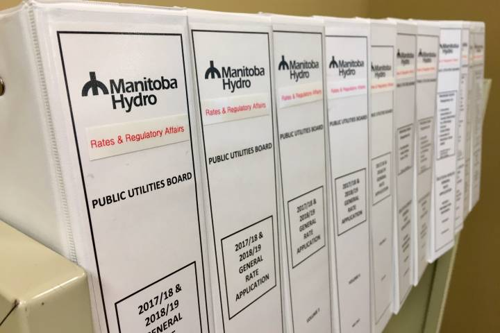 "The increases would continue through 2023/2024, before dropping to what Manitoba Hydro calls ""sustainable"" levels."