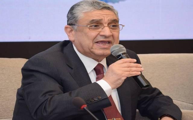 Mohamed Shaker, Egyptian Minister of Electricity