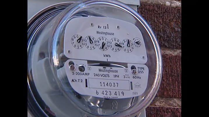 Facebook Twitter Email Reddit LinkedIn Free power from imprecise old meters could end if smart meters approved