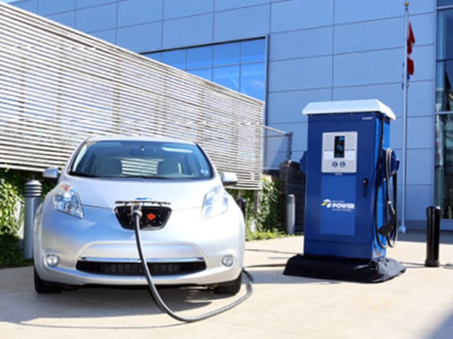 Nova Scotia Power has been awarded funding to establish solutions for an electric vehicle (EV) smart grid–integrated system
