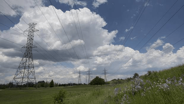 Ontario is negotiating a possible agreement to buy electricity from Quebec