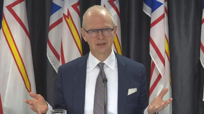 PC Leader Ches Crosbie says the Crosbie Hydro Energy Action Plan (CHEAP) will keep power rates from skyrocketing
