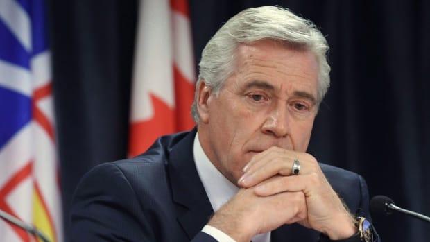Newfoundland and Labrador Premier Dwight Ball