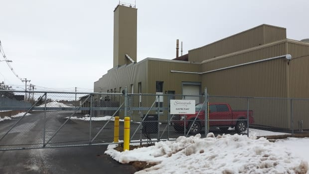 Asbestos removal underway at Summerside power plant
