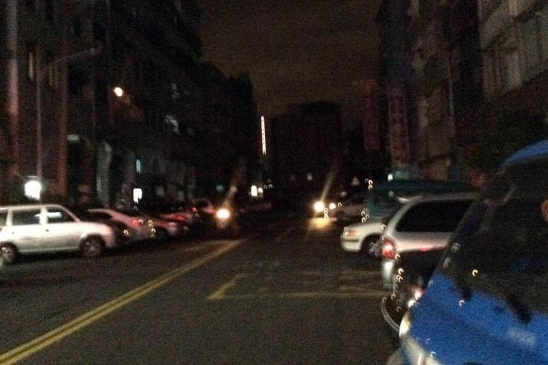 Taiwan was hit by a power outage that knocked out electricity in many parts of the island