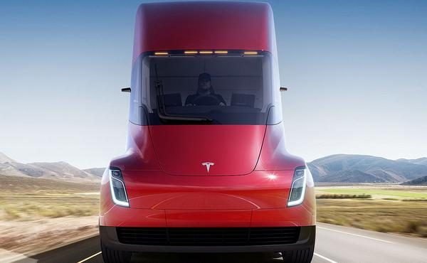 Tesla hopes to convince the trucking industry that it can build an affordable electric trucks to compete with diesel trucks.