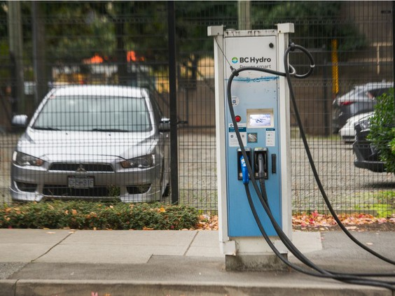 Two-thirds of British Columbians are considering buying an EV over the next five years